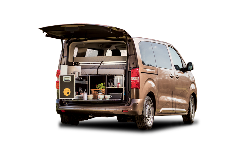 Toyota Proace Camping